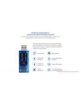 Ruideng AT34 USB 3.0 Digital Multimeter Voltmeter Ammeter