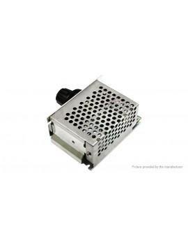 4000W 220V AC SCR Voltage Regulator Dimmer Motor Speed Controller Module