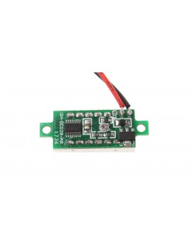 "0.28"" 3-Digit LED Voltmeter Module"