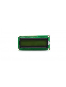 1602A 16*2 Lines Black Character LCD Display Module