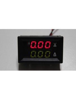 "0.28"" LED Digit Voltage / Current Tester Meter"