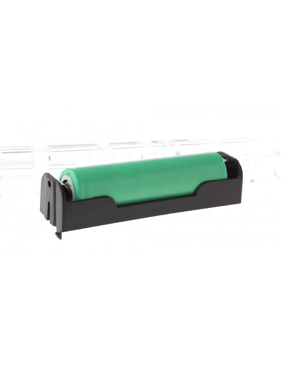 1*18650 Battery Holder Case w/ Connect Pins