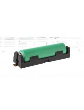 1*18650 Battery Holder Case w/ SMD Mount