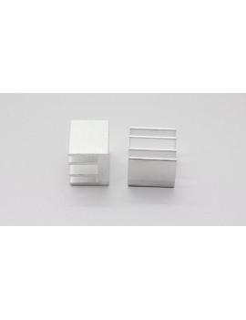 13*13*11mm Aluminum Heatsink (5-Pack)