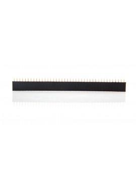 1*40-pin 2.54mm Pin Sockets (10-Pack)